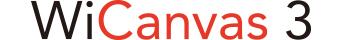 WiCanvas3ロゴ