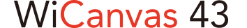 WiCanvas43ロゴ