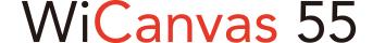 WiCanvas55ロゴ