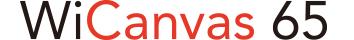 WiCanvas65ロゴ
